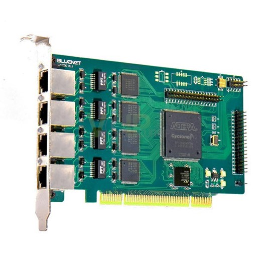 Carte Digital PCI avec 4 Ports E1 BL420D